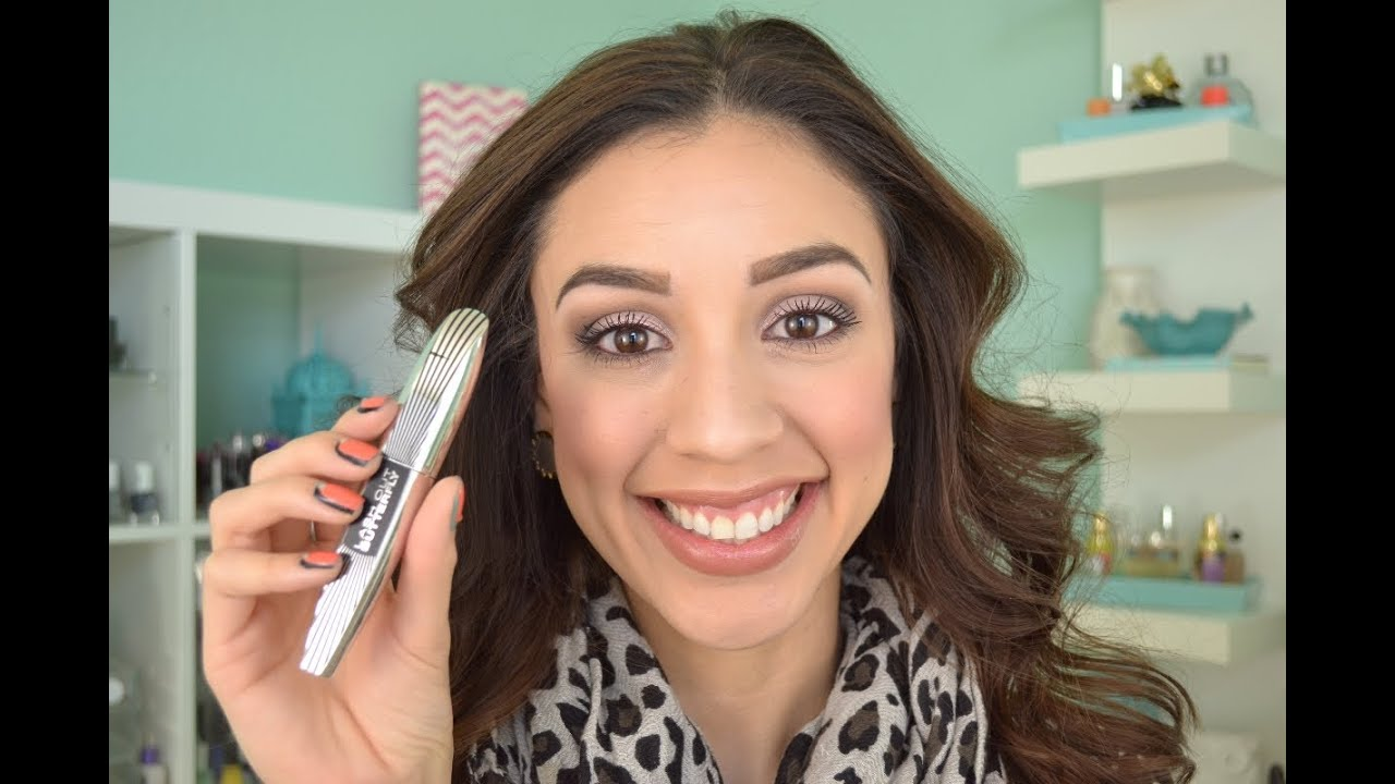 2b929562344 L'Oreal Voluminous Butterfly Mascara | 1st Impression + Review - Vloggest