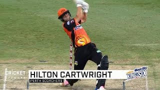 Enjoy literally the biggest sixes of BBL|07