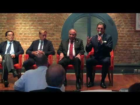 Maritime CEO Forum HK 2018 Dry Bulk