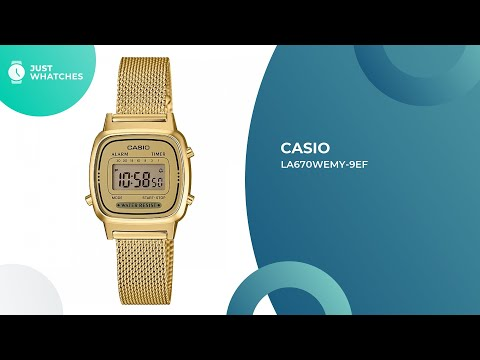 Trendy Casio LA670WEMY-9EF Watches For Women Features, Review In 360, Prices