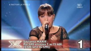 """Marie - """"Le monde est stone"""" de Fabienne Thibeault (cover)"""