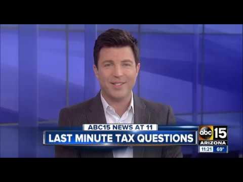 2017 04 17 1125 KNXV  Robert Hockensmith Tax Day 02m34s