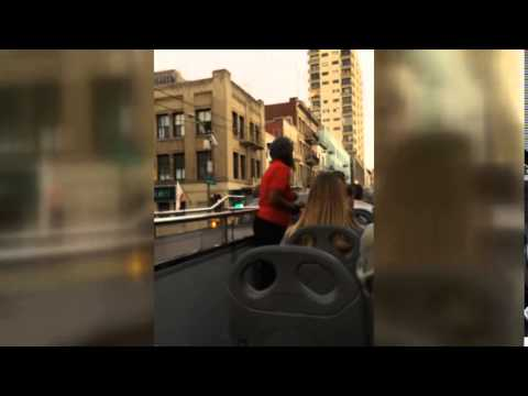 San Francisco Tour Guide Racist Rant
