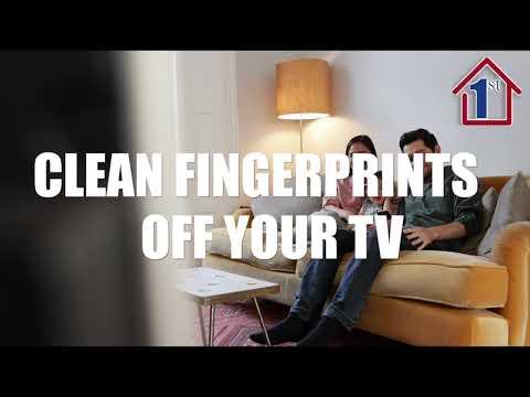 1st American Home Inspection - Fingerprints On TV