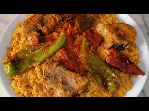 recette-couscous-au-poisson-trés-délicieux-|-كسكسي-بالحوت