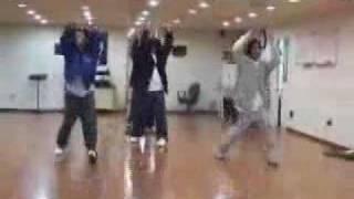 BoA No.1 Dance Steps SPEC Entertainment