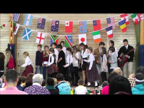 ISR International Day Concert 2015