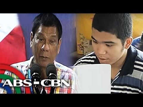 TV Patrol: Duterte, gustong ipagpaliban muna ang Barangay at SK elections