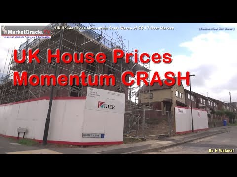 UK House Prices Momentum Crash Warns of Bear Market