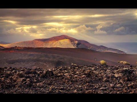 V Is For Volcano Mount Timanfaya Volcan...