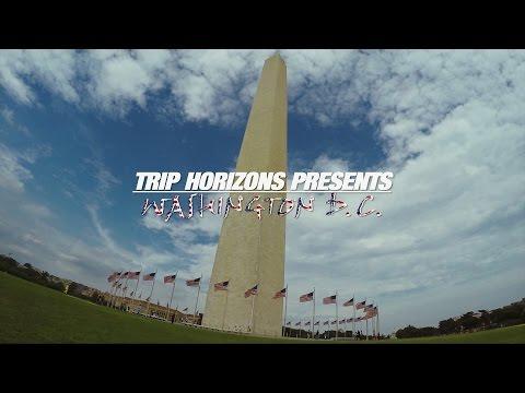 TRIP HORIZONS US ROAD TRIP - WASHINGTON D.C. 4K [EN]