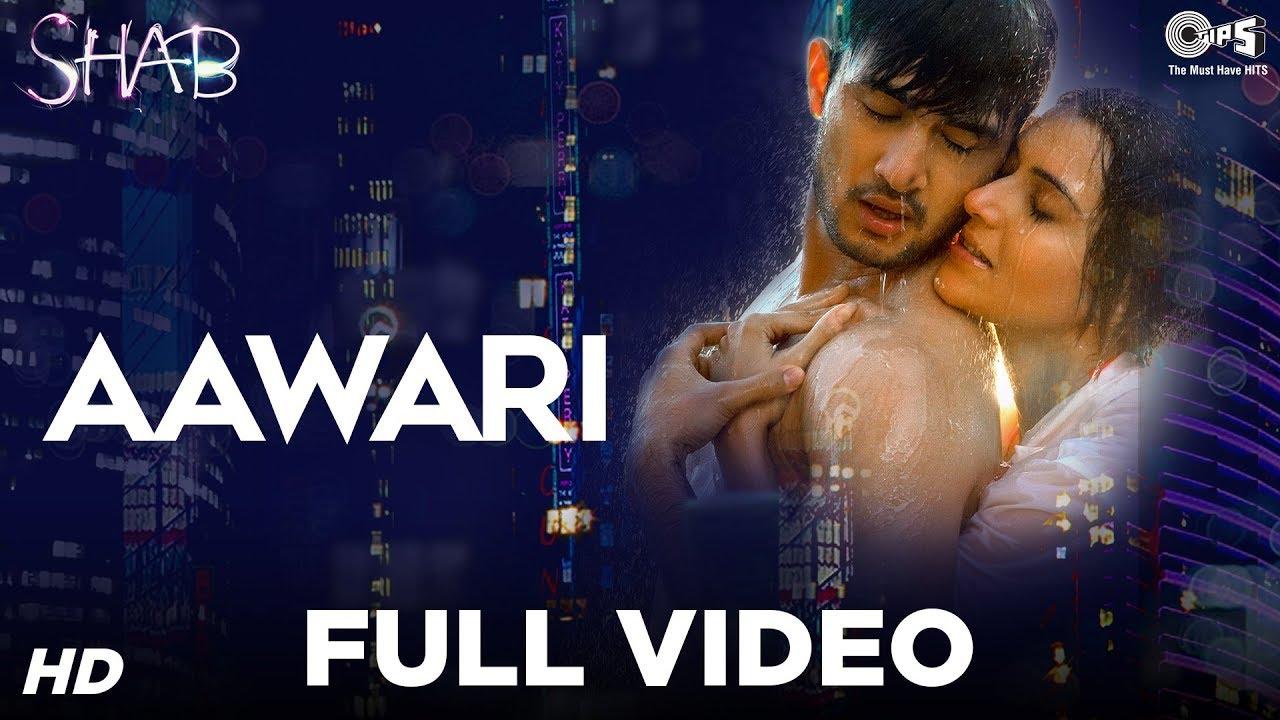 Aawari Full Video - Movie Shab   Mithoon   Latest Hindi Song 2017   Arpita  Chatterjee, Ashish Bisht