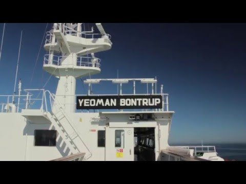 Cargo op on self-discharging bulk carrier