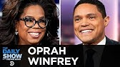 """Oprah Winfrey - """"The Path Made Clear"""" & Using Her Platform as a Force for GoodThe Daily Show"""