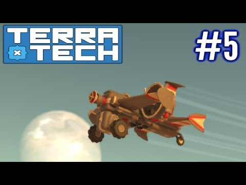 Terratech | Ep 5 | Fabulous Flight! ..And a Black Hole?!