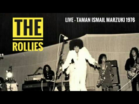 The Rollies - Salam Terakhir (Live)