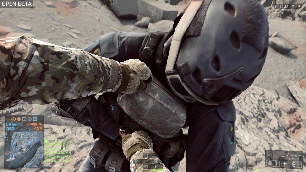 Battlefield 4 - Epic Moments (#1) - YouTube