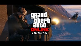 Video de los Golpes de GTA Online
