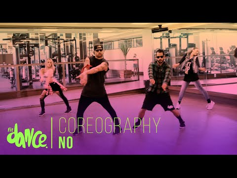 No - Meghan Trainor - Coreografía - FitDance Life