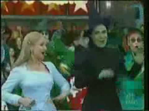 Wicked - Macy's Thanksgiving day Parade