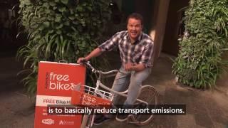 South Aussie with Cosi - Carbon Neutral  - Clip 4 bikes