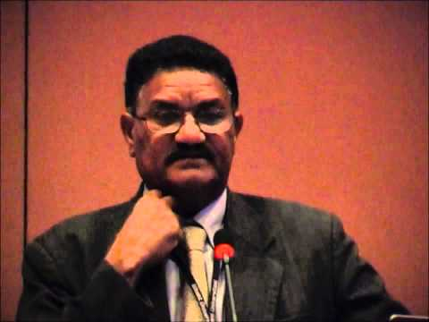 Prof. Qurashi Ali: Research Oriented Curricula