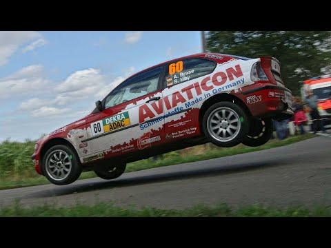 [ONBOARD] 32. ADAC Rallye - Sulinger Bärenklaue - 2019 - Alexander Brase - Sabrina Hey - BMW E46