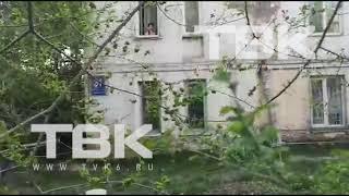В Красноярске из за коронавируса на карантин закрыли общежитие разговор с жильцами