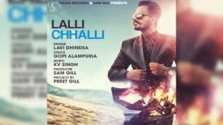 LALLI CHHALLI ● LAVI DHINDSA ● Full AUDIO ● HAAਣੀ Records ● Latest ● 2016