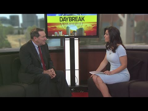 Sen. Donnelly talks tax reform and health care debate