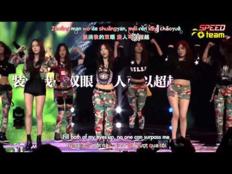 [Vietsub + Engsub + Kara] Girls' Generation / SNSD (소녀시대) - Find Your Soul (Blade & Soul Theme Song)