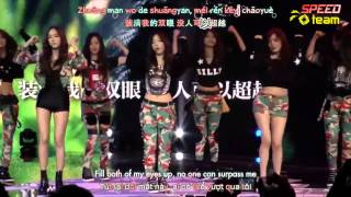 [Vietsub + Engsub + Kara] Girls' Generation / SNSD (소녀시대) - Find Your Soul (Blade & Soul Theme Song)