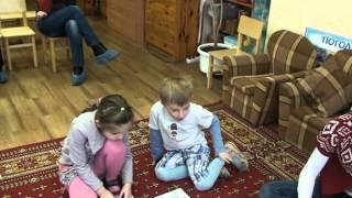 Открытое занятие по английскому языку в детском саду