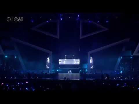 [720P]171216 Kris Wu - 《Juice》 Live Performance at 217 Migu Music Awards