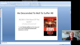 He Descended To Hell To Suffer #8 - 3 Days in the Heart of the Earth