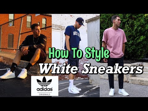 how-to-style-white-sneakers---summer-lookbook
