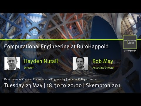 Computational Engineering in BuroHappold