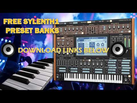 Sylenth1 Preset Banks Collection Free Download