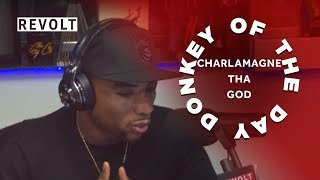 Video Charlamagne Tha God | Donkey Of The Day download MP3, 3GP, MP4, WEBM, AVI, FLV November 2017