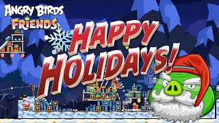 Angry Birds Friends | Holiday Tournaments 2020