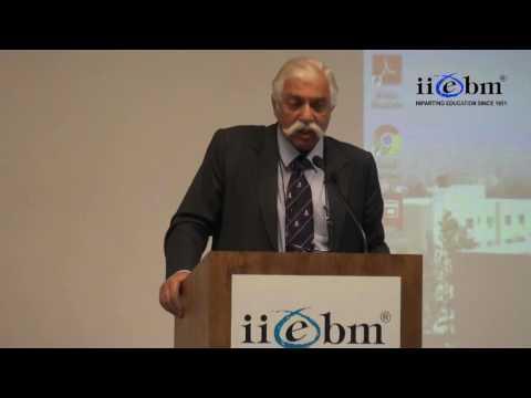 Maj. Gen. Dr. Gagandeep Bakshi @IIEBM