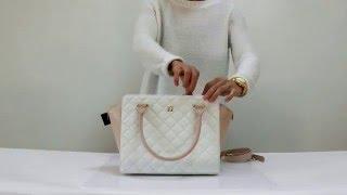 Кожаная женская сумка Katerina Fox 30-5085(Интернет-магазин http://bagsy.kiev.ua/ предлагает кожаную женскую сумку украинского дизайнера Katerina Fox (Катерина..., 2016-04-27T07:09:43.000Z)