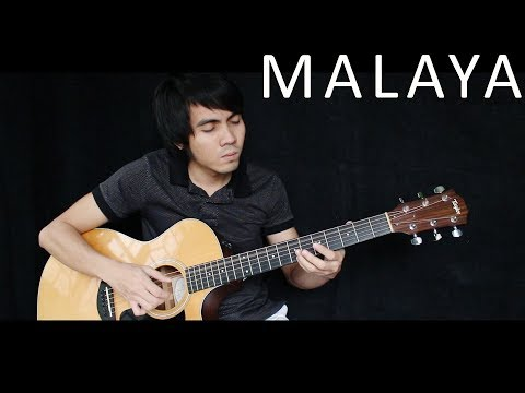 Malaya | Camp Sawi OST - Moira Dela Torre (fingerstyle guitar cover)