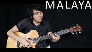 malaya camp sawi ost moira dela torre fingerstyle guitar cover