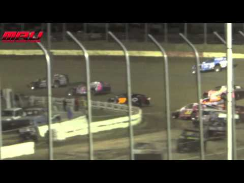 Modified A Main Night #1 at Cornhusker Classic at I-80 Speedway on October 11th