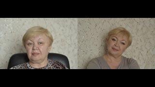 Возрастной макияж 50+/ Age Make-Up 50+
