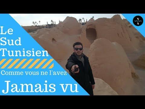 Tunisie -  Le sud Tunisien