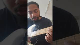 How to play Get You by Daniel Caesar Guitar Tutorial