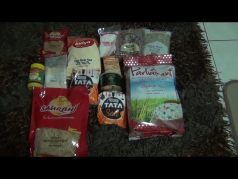 Food Prepping Australia - Shopping at Indian Grocer to Save Money
