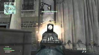 Hollow Wraith - MW3 Game Clip
